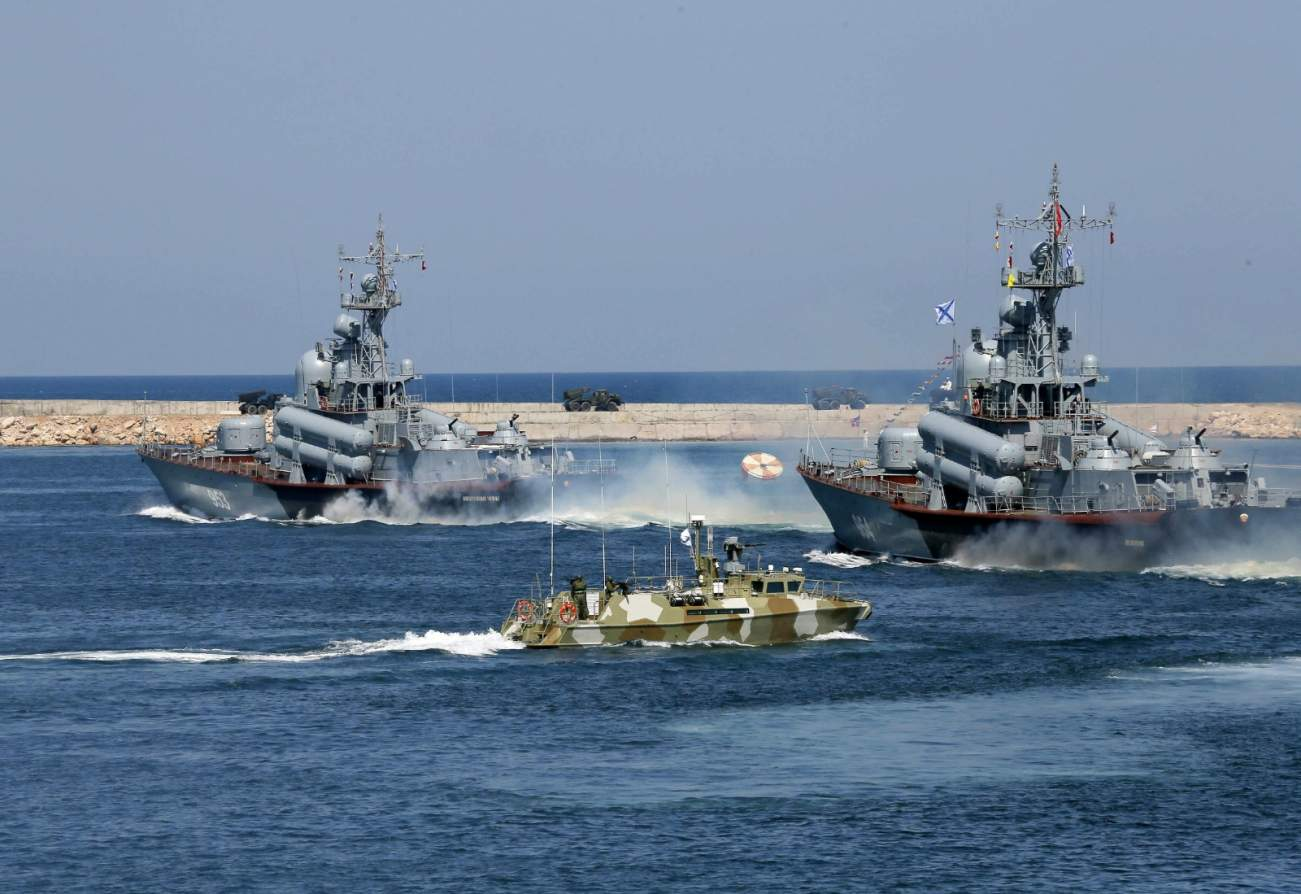 Russia Wants More Aircraft Carriers, Just Not The Ones You Think