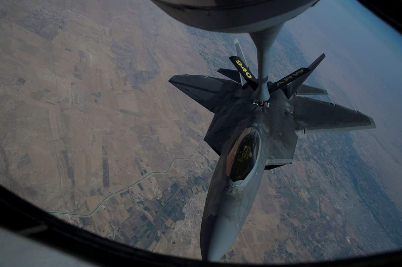 How the U.S. Will Protect Its Fighter Planes From Foreign Interference