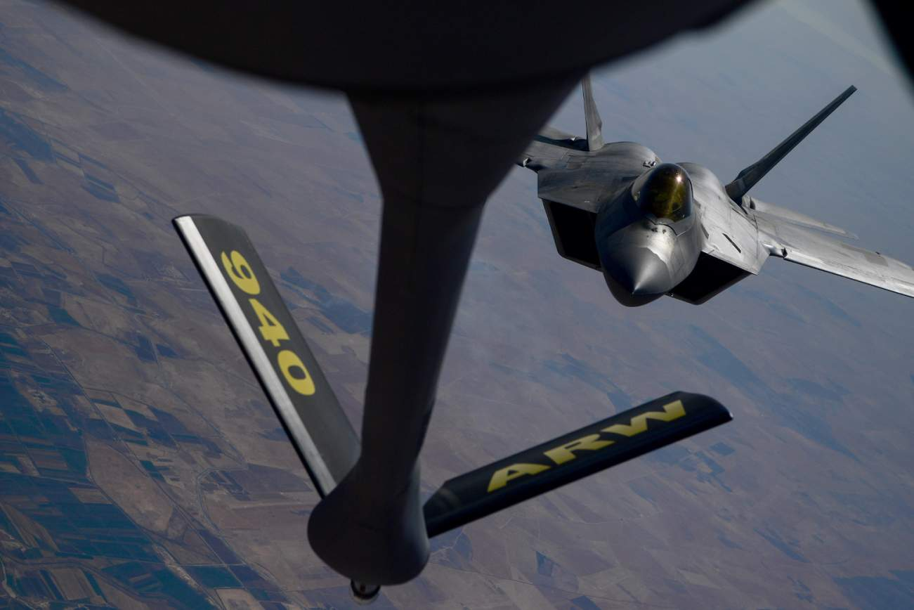 Sniper Jet? The F-22 Can Do That