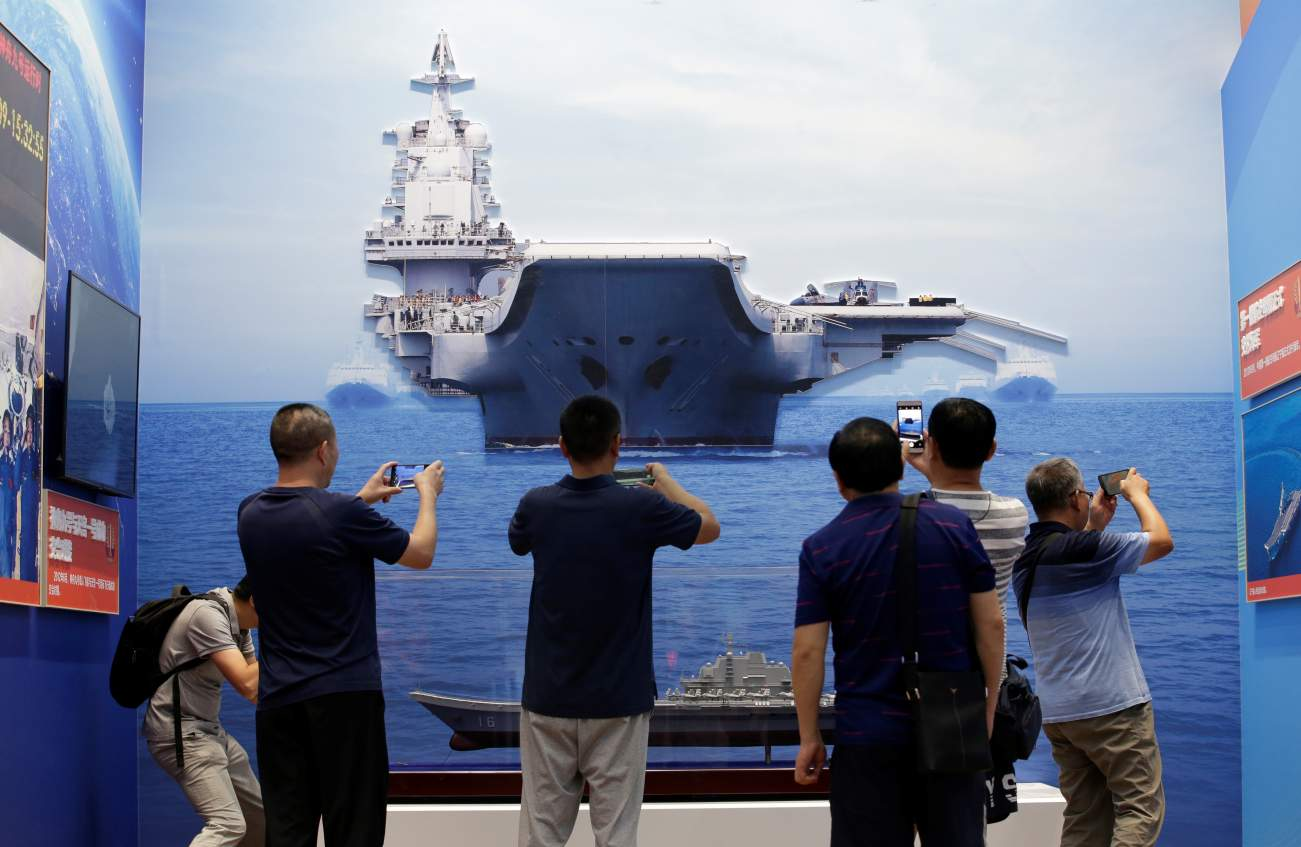 Should China Police the Strait of Hormuz?