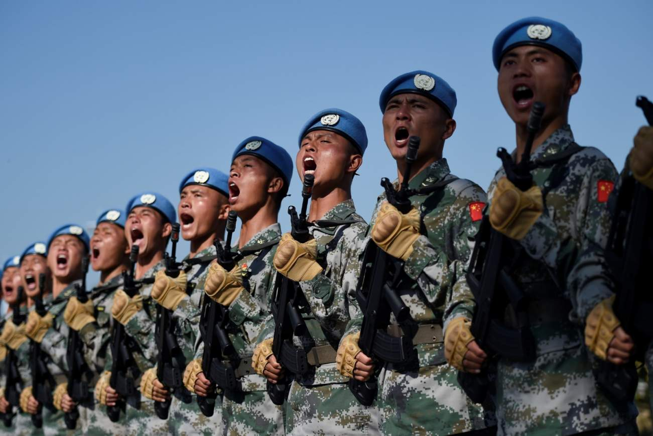 China Has Been Watching America, And Now Has Special Forces Of Its Own