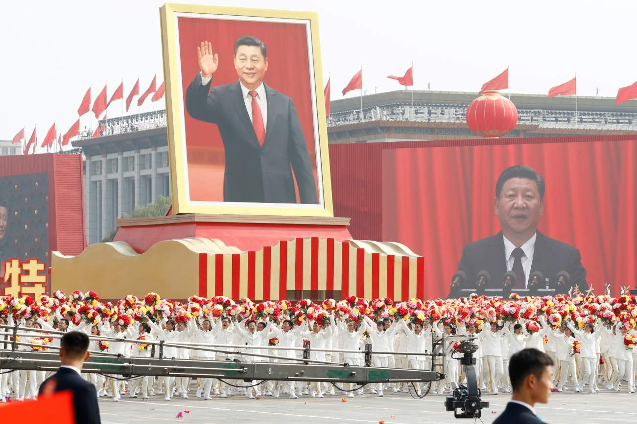 Xi Jinping Will Usher in a Dark Age for China