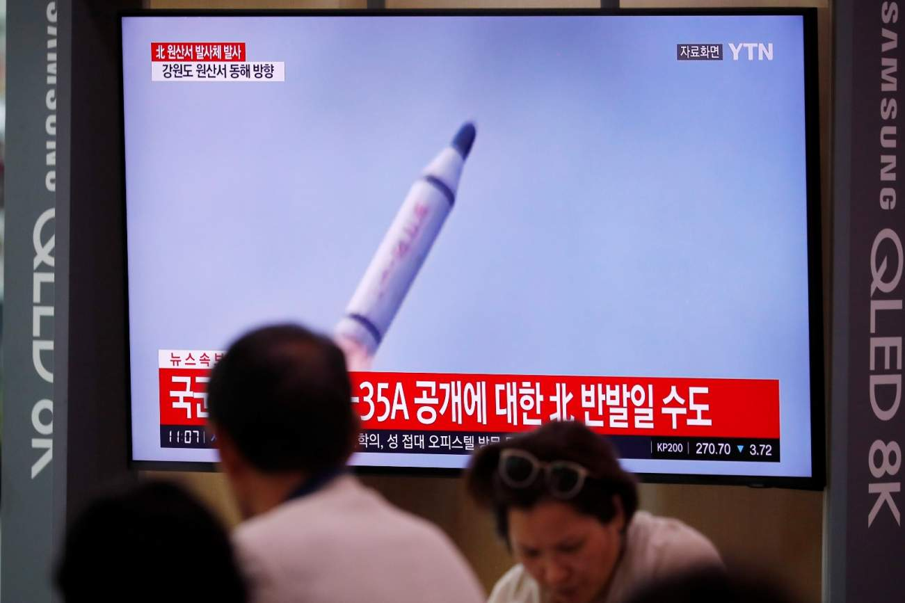 Trump's Big North Korea Mistake: Making Missile Tests Normal