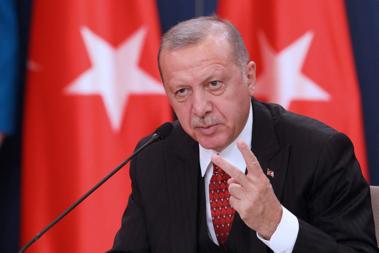 Turkey's Grand Plans for Middle East Primacy