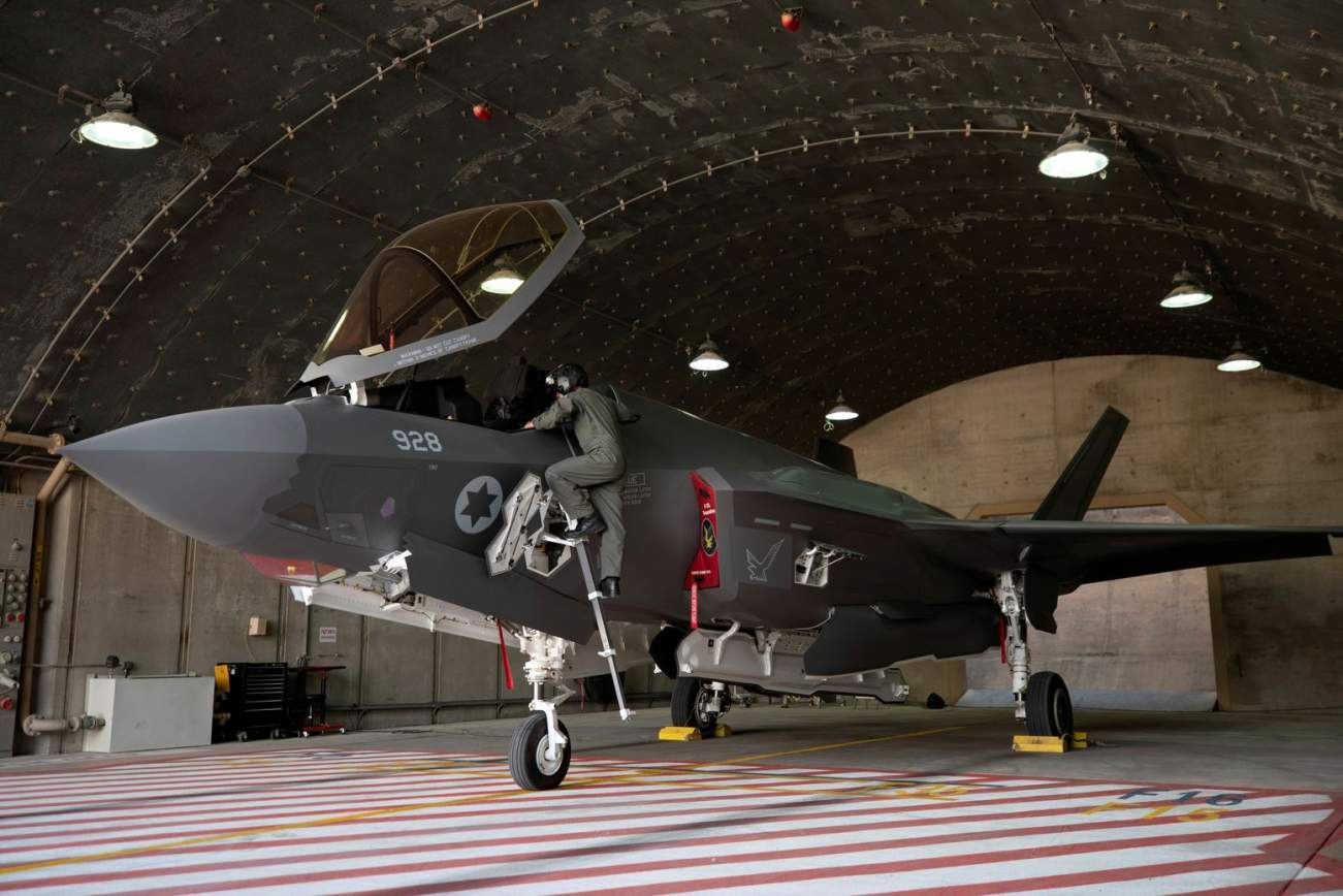 Death by Stealth: Why Syria Lives in Fear of Israel's F35s