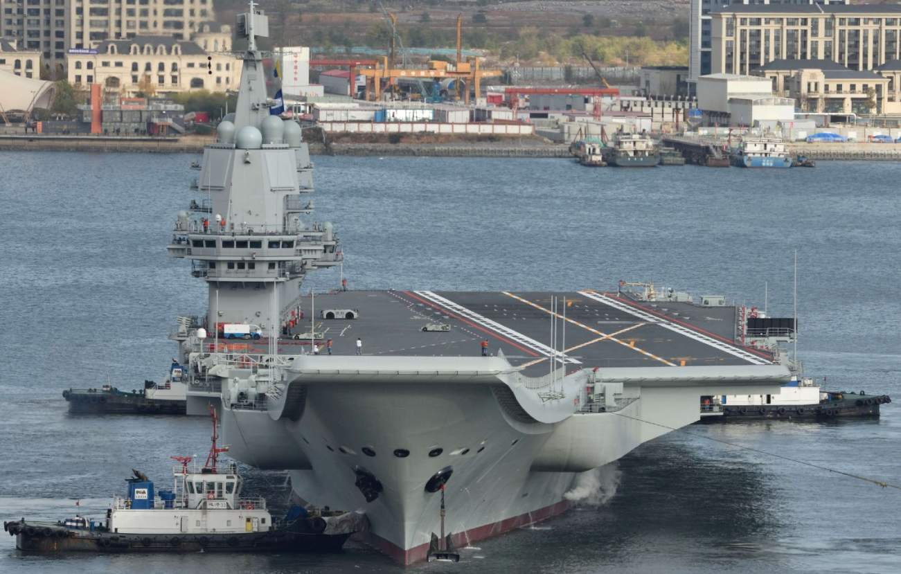 Is China's Second Aircraft Carrier A Floating Paper Tiger?