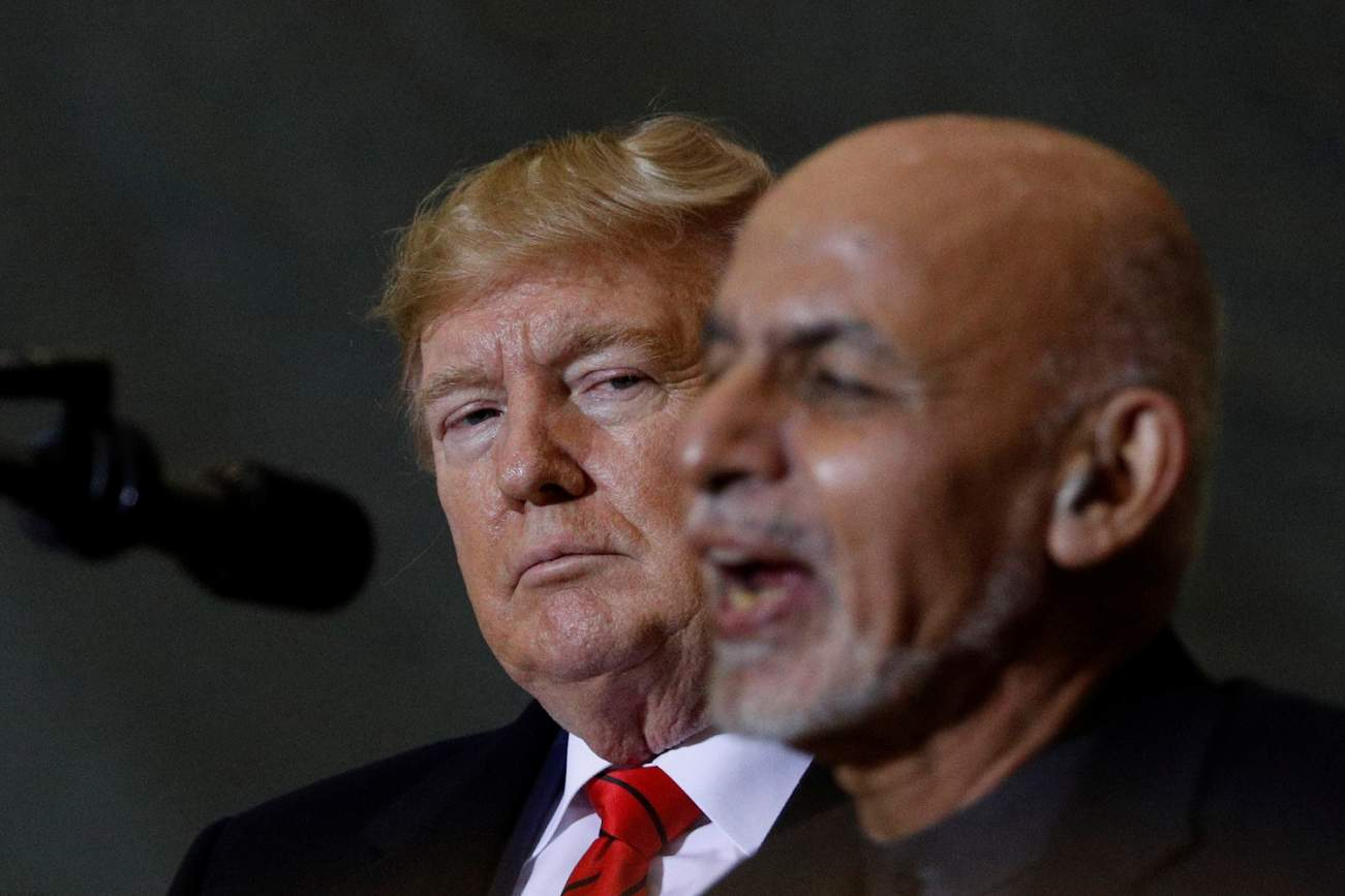Why Donald Trump Can't Pull U.S. Forces Out of Afghanistan