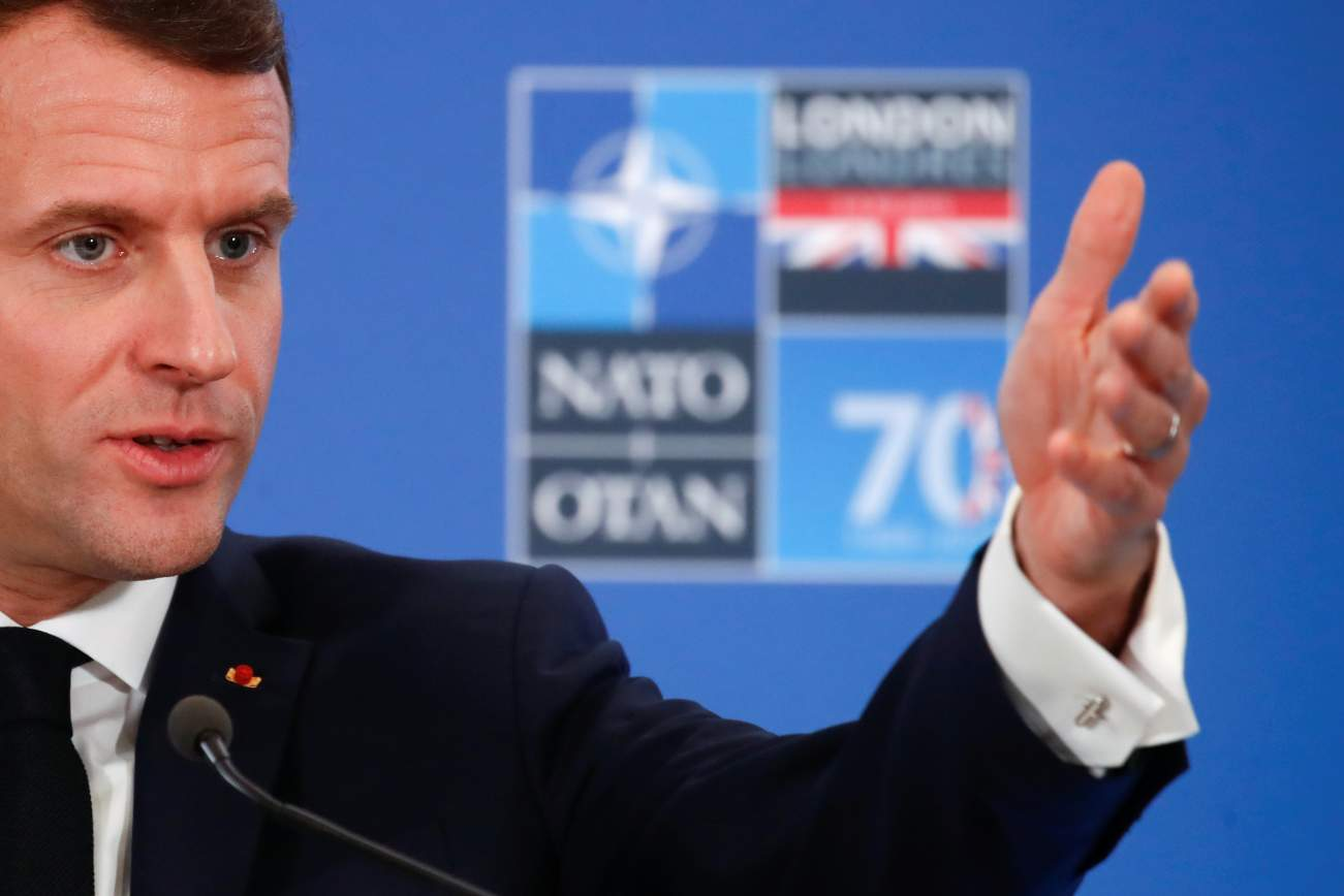 Is France Making a Power Play By Questioning the Value of NATO?