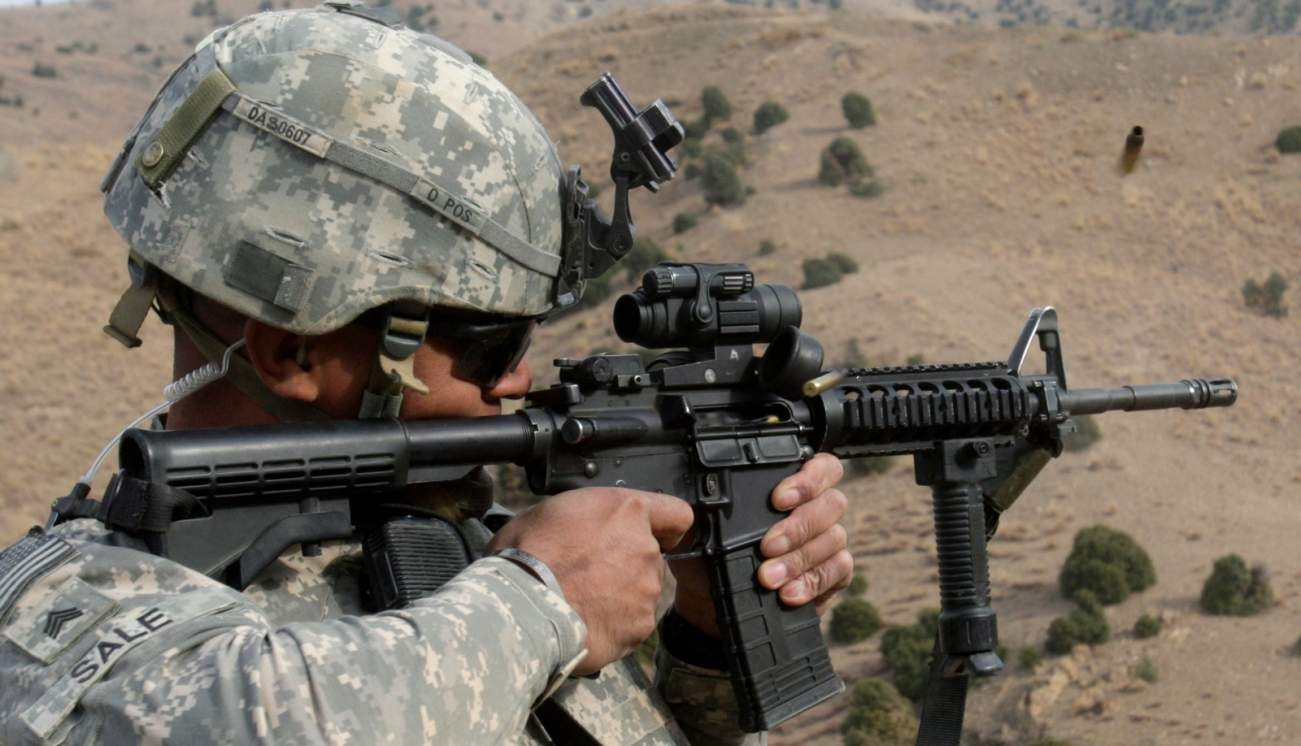 What Will The U.S. Army's New M5 Rifle Look Like? We Have An Idea