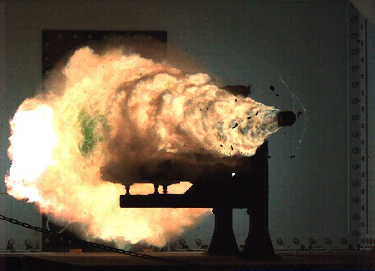 Big Railguns: The U.S. Navy's Plan to Blow Away China and Russia in a War?