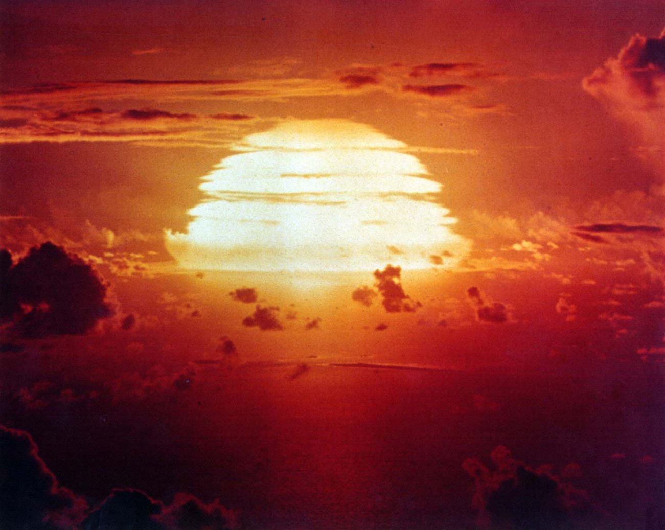 America Actually Had a Plan to Survive a Nuclear War with Russia