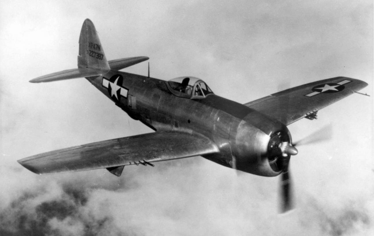 This World War II Fighter Could Both Take A Punch And Deliver One