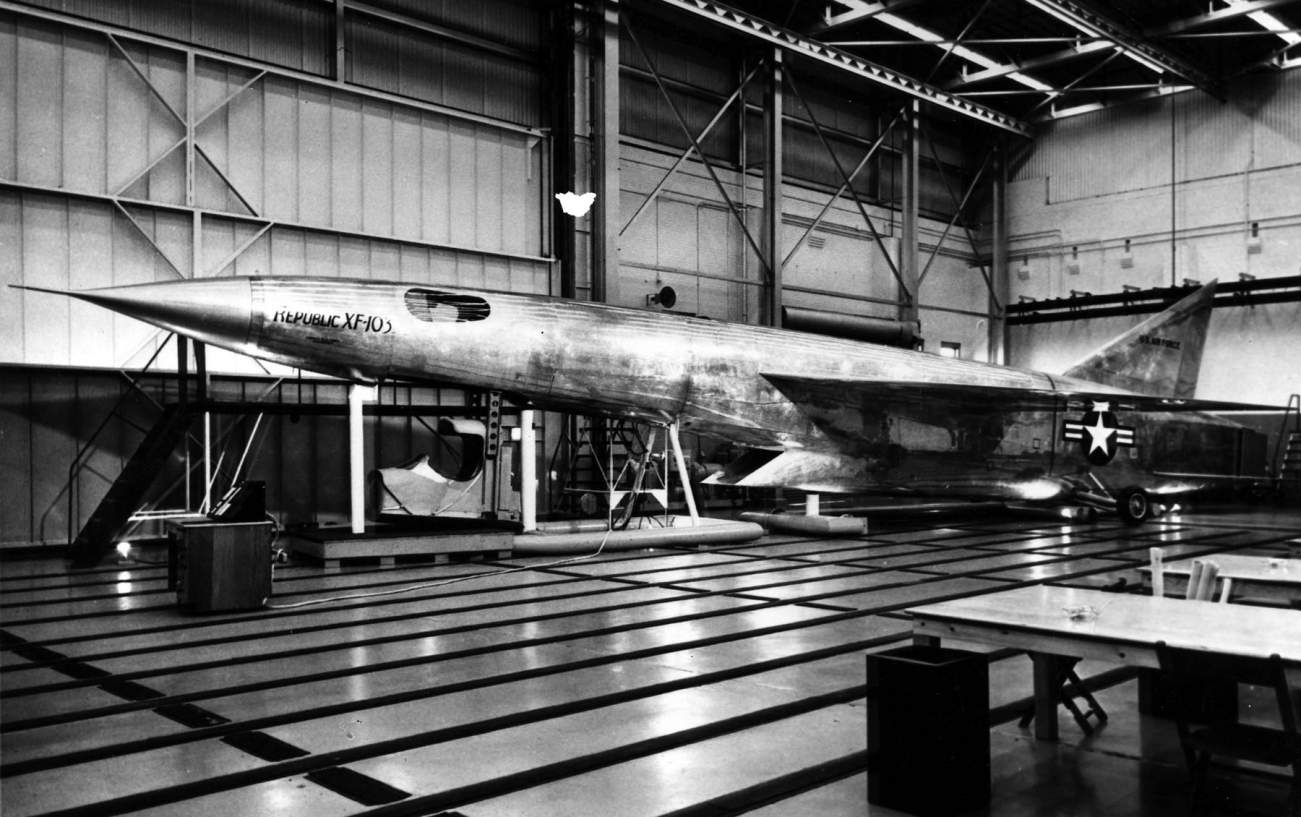 The U.S. Air Force's XF-103: Amazing Killer or Supersonic Waste?