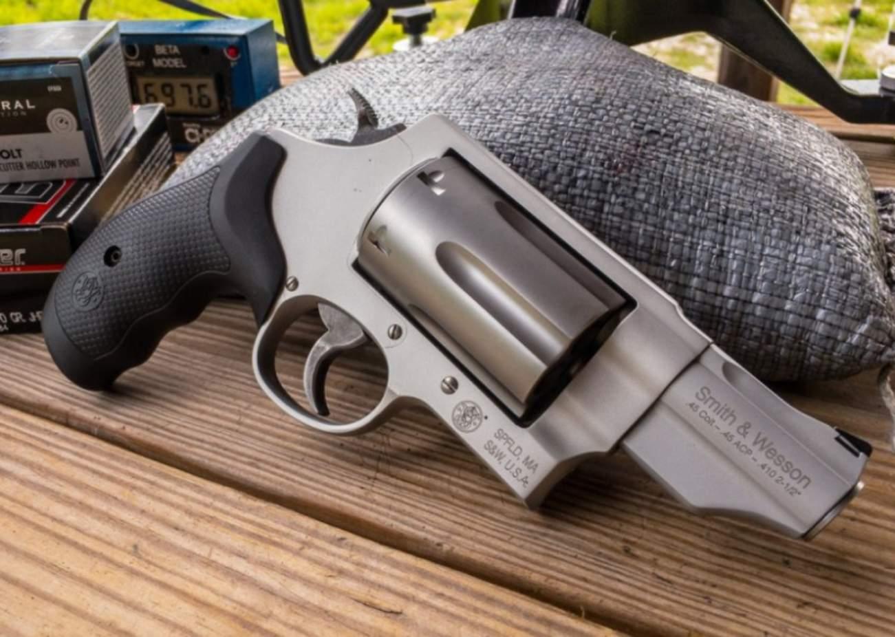 Strange Looking Gun: What's The Deal With The Revolver-Shotgun Craze?