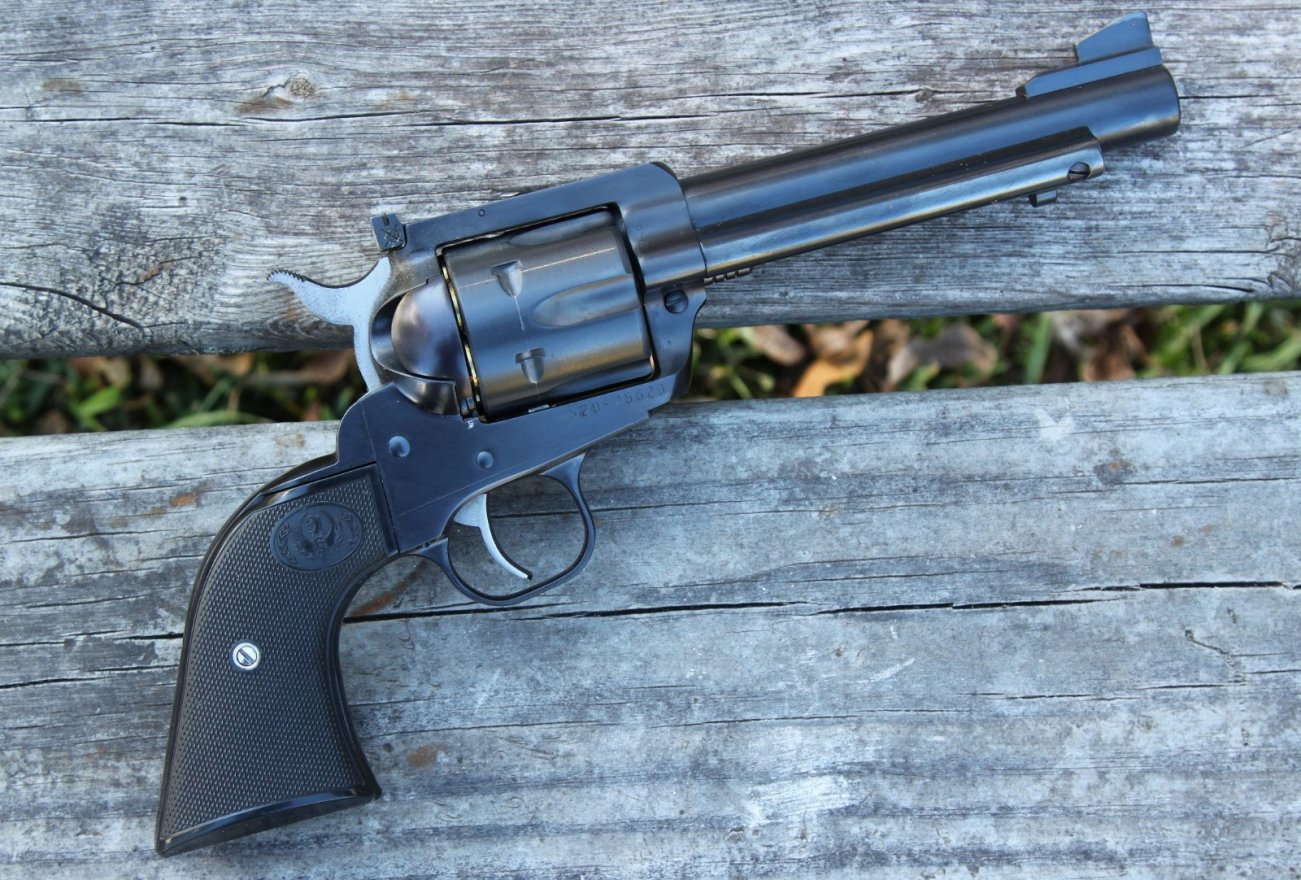 Ruger's Super Blackhawk .44 Magnum Is Both Popular And Powerful