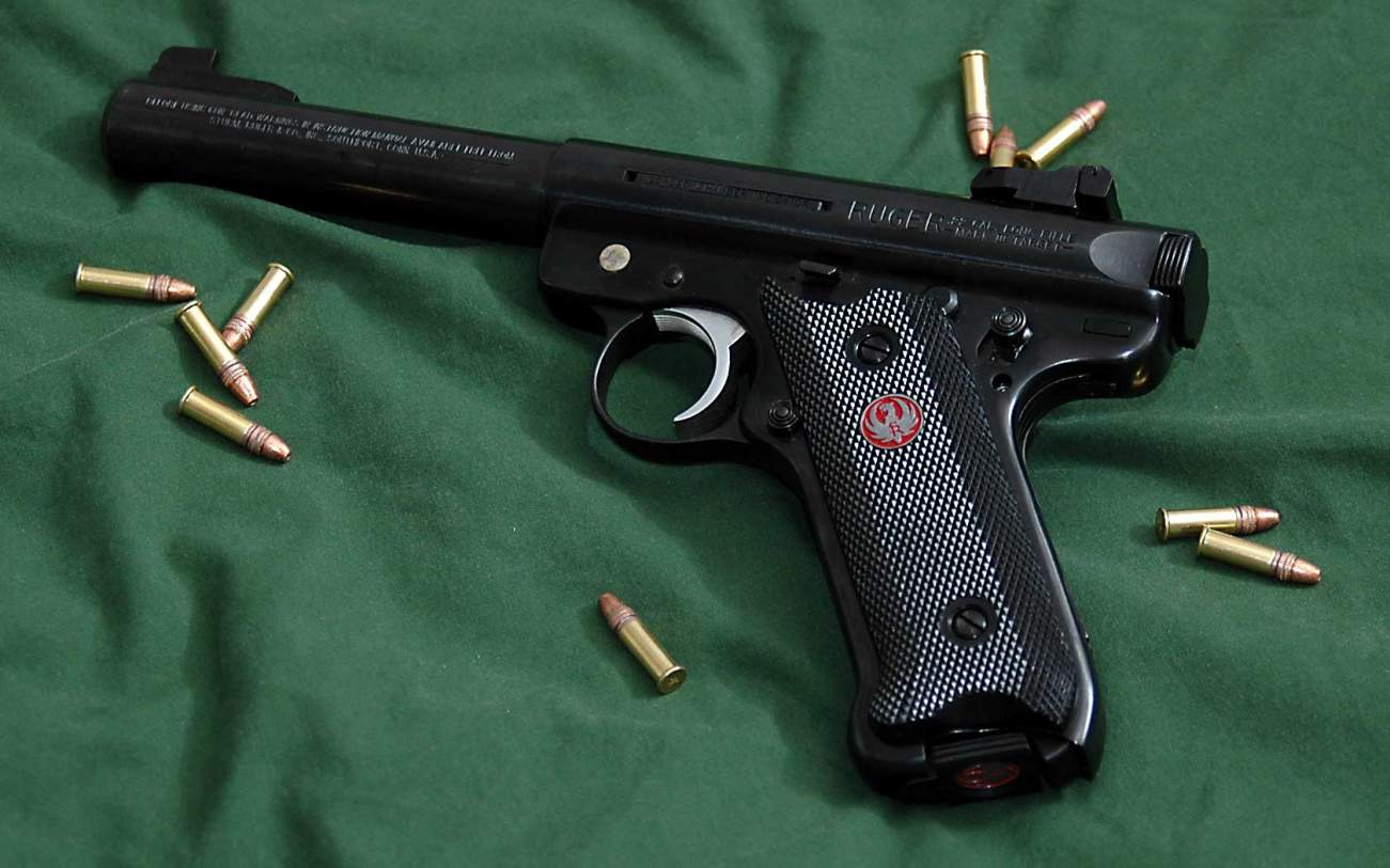 Take A Look At The MK-3 Pistol: A Truly Exotic Navy SEAL Weapon