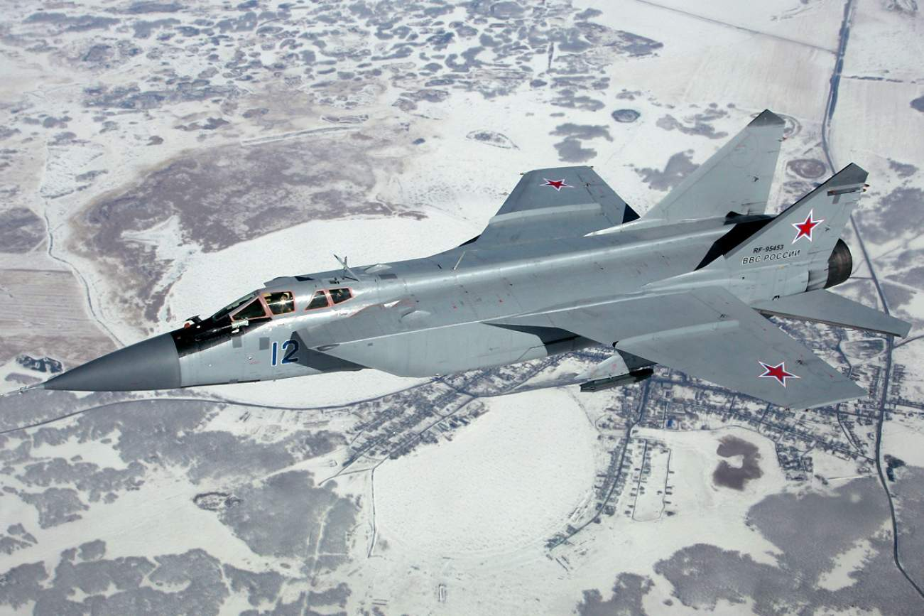 The Cold War Is Over, But Russia's MiG-31 Super Interceptor Is Still a Threat