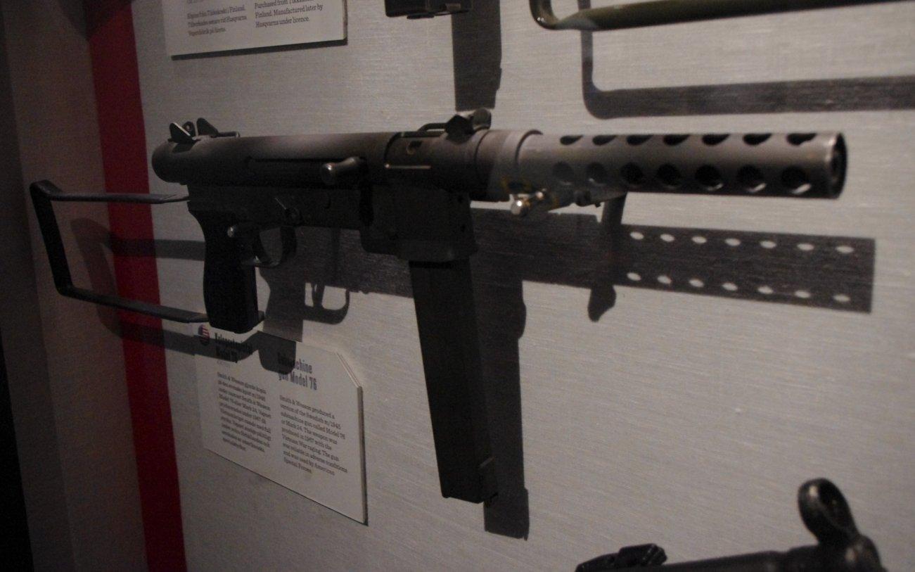 Smith & Wesson M76 Submachine Gun: A Vietnam War Killer