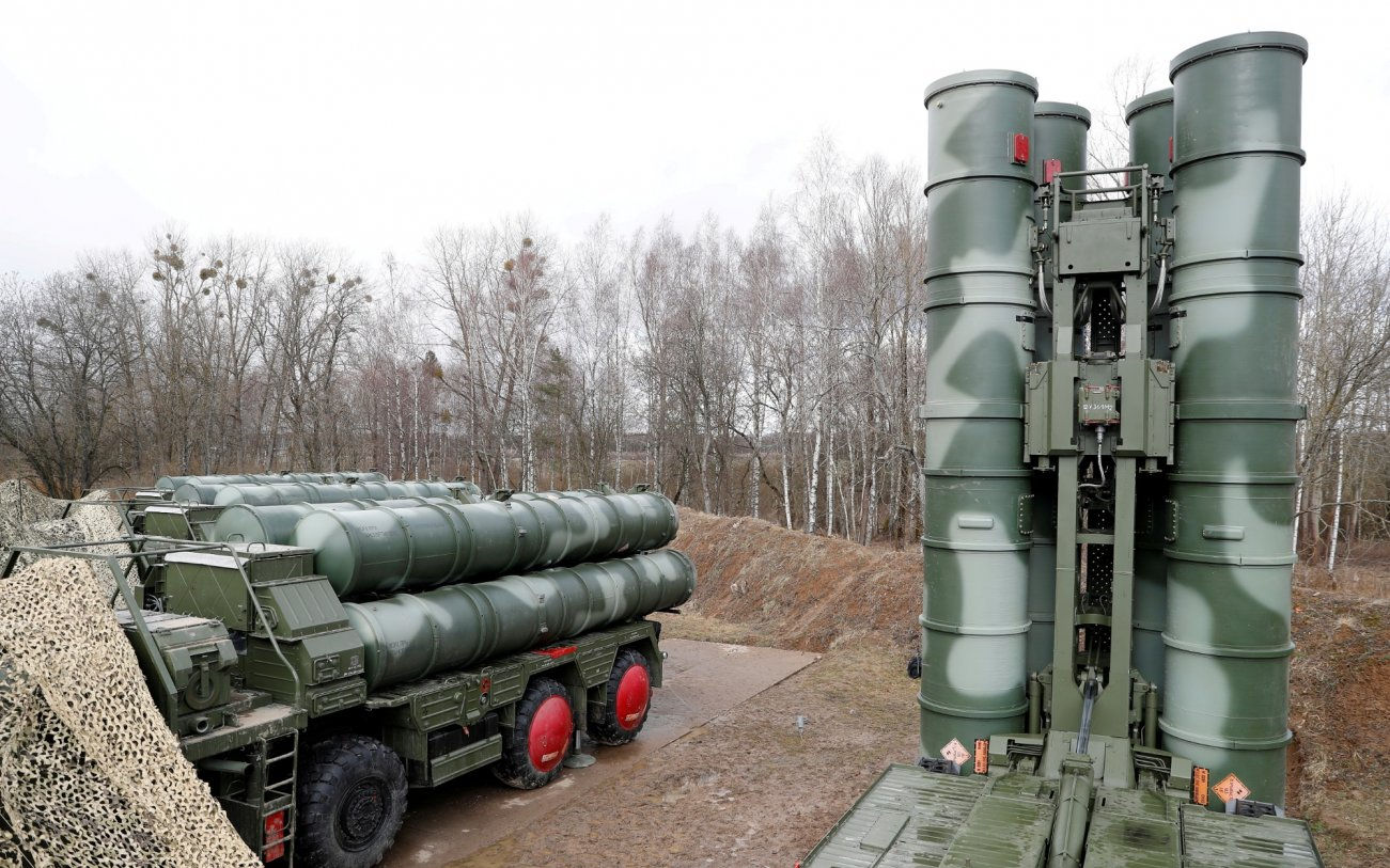 Tracking an F-16? Turkey Tests NATO With S-400 Escalation