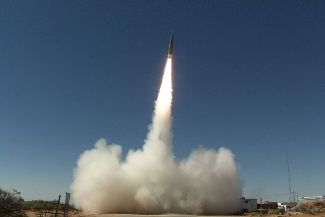 Number One Priority: The Pentagon Is Doubling-Down on Hypersonic Missiles