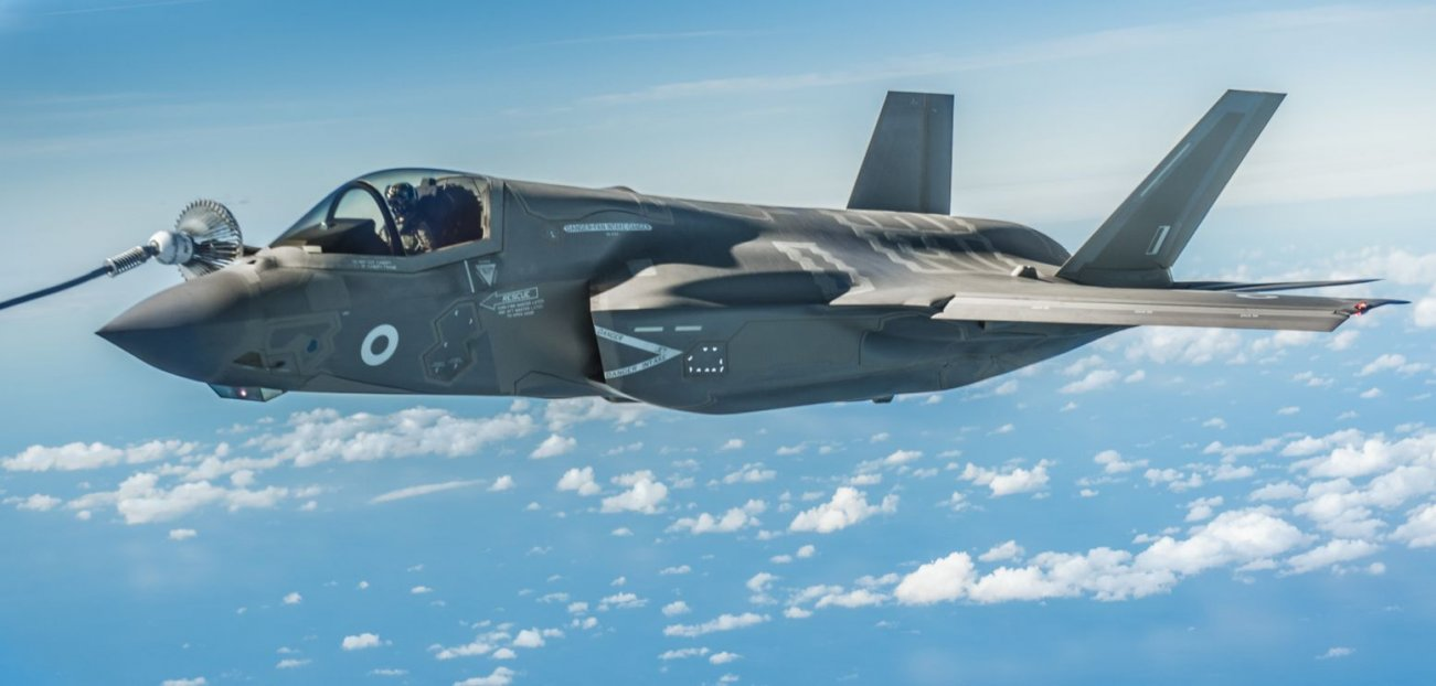 Stealth F-35: America's Next Nuclear Bomber?