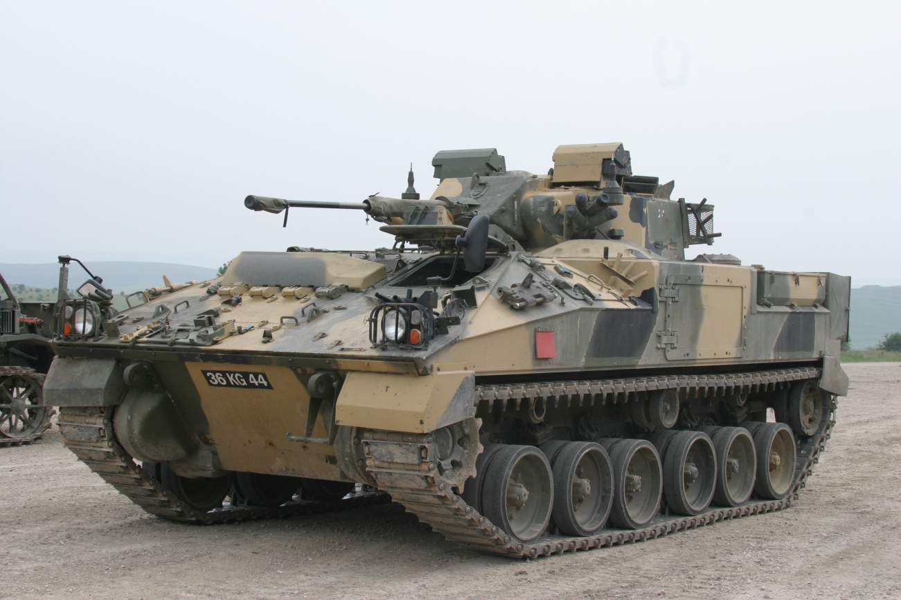 Is Britain's Infantry Fighting Vehicle Ready for 21st Century Warfare?