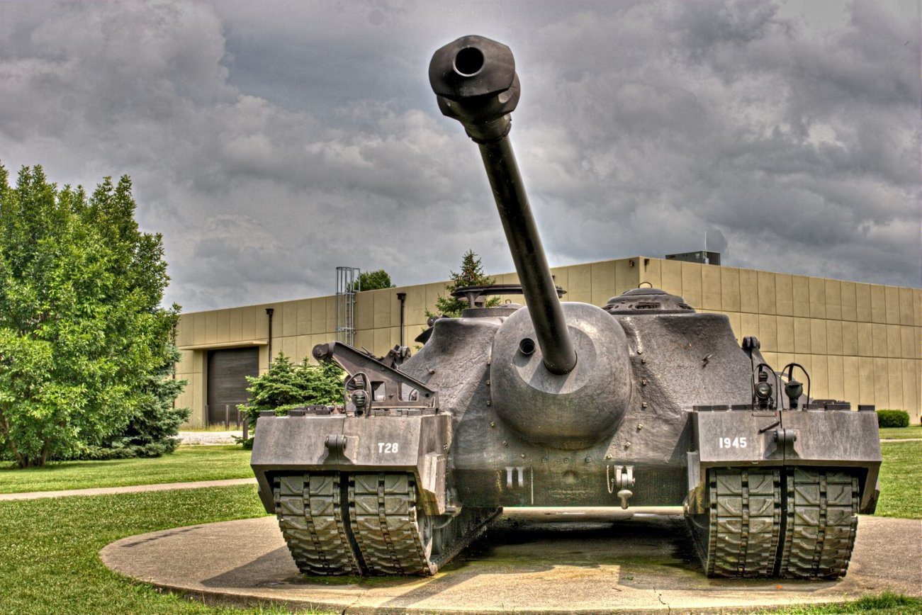 Meet the T-28: The Super Tank America Built to Fight Hitler (But Never Saw Battle)