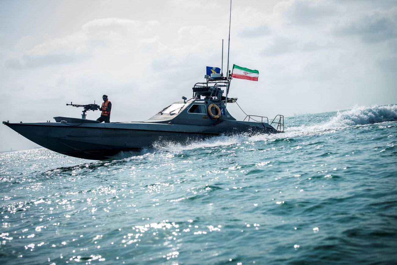 Iran's Strange Navy of Small, Fast Boats Is No Joke