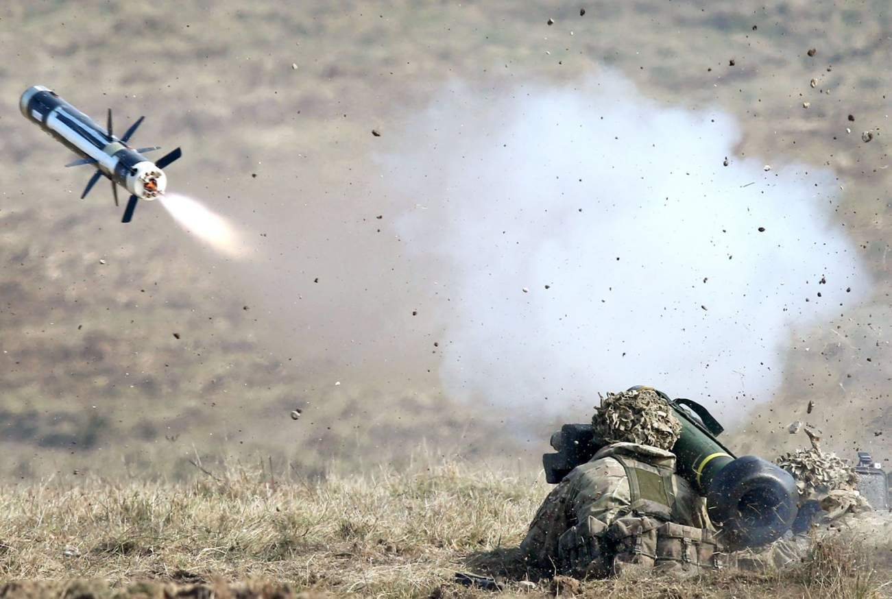 Ukraine Now Has America's Javelin Missile and Russia Isn't Happy