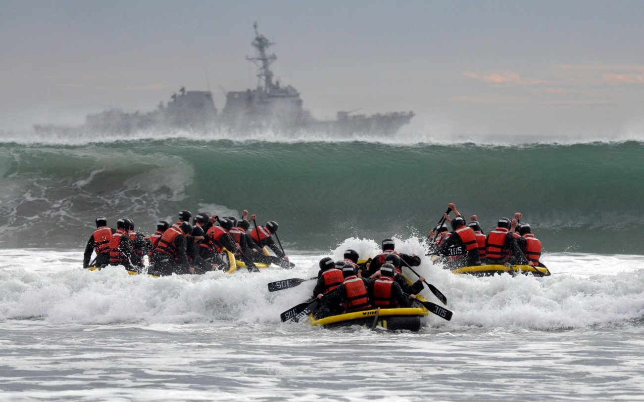 The Quiet Drama Between the Navy SEAL Teams and Washington State