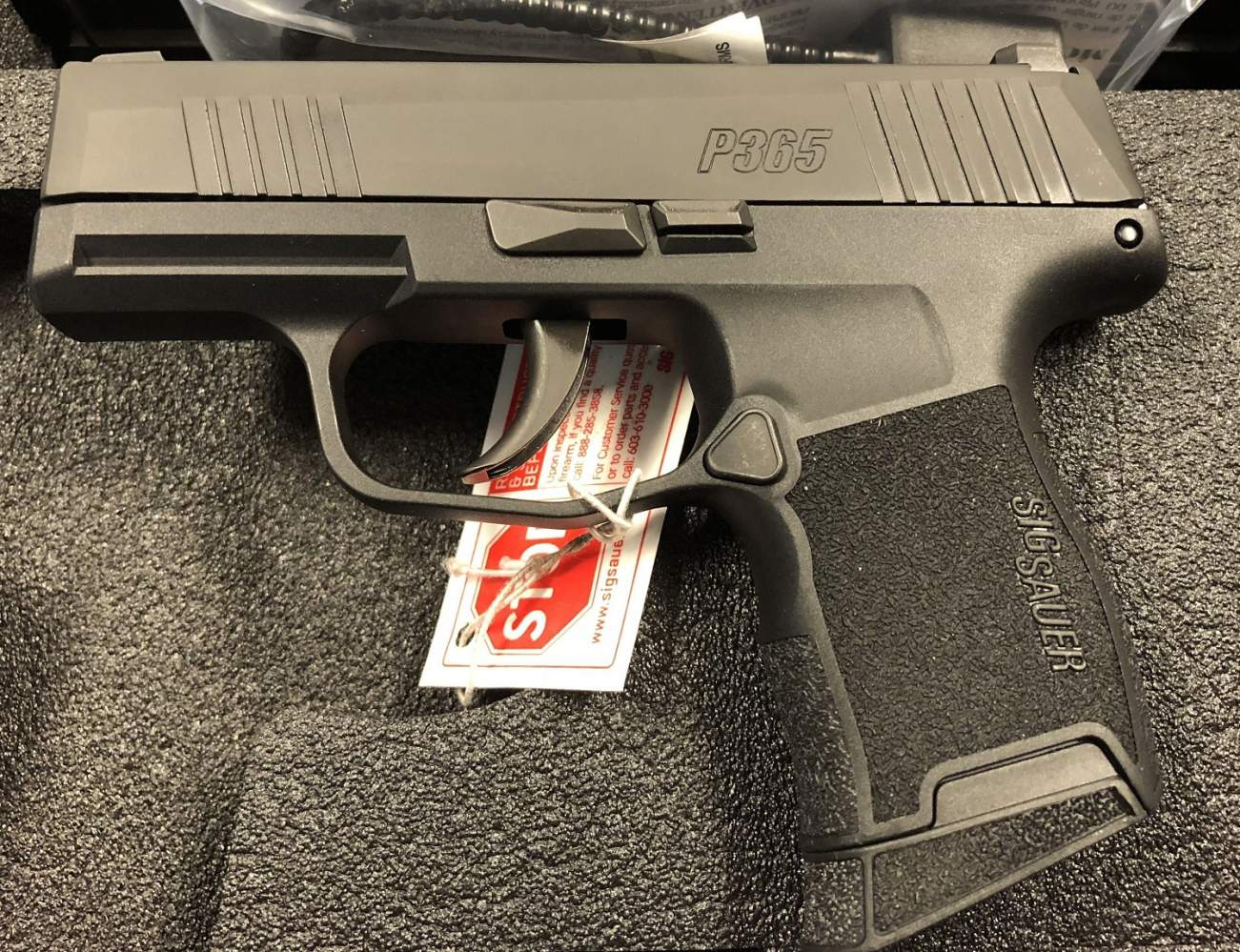 Meet the Sig Sauer P365: The Best Semi-Automatic Gun on the Planet?