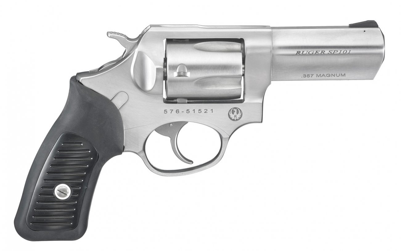 Why Is the SP101 Revolver So Popular?