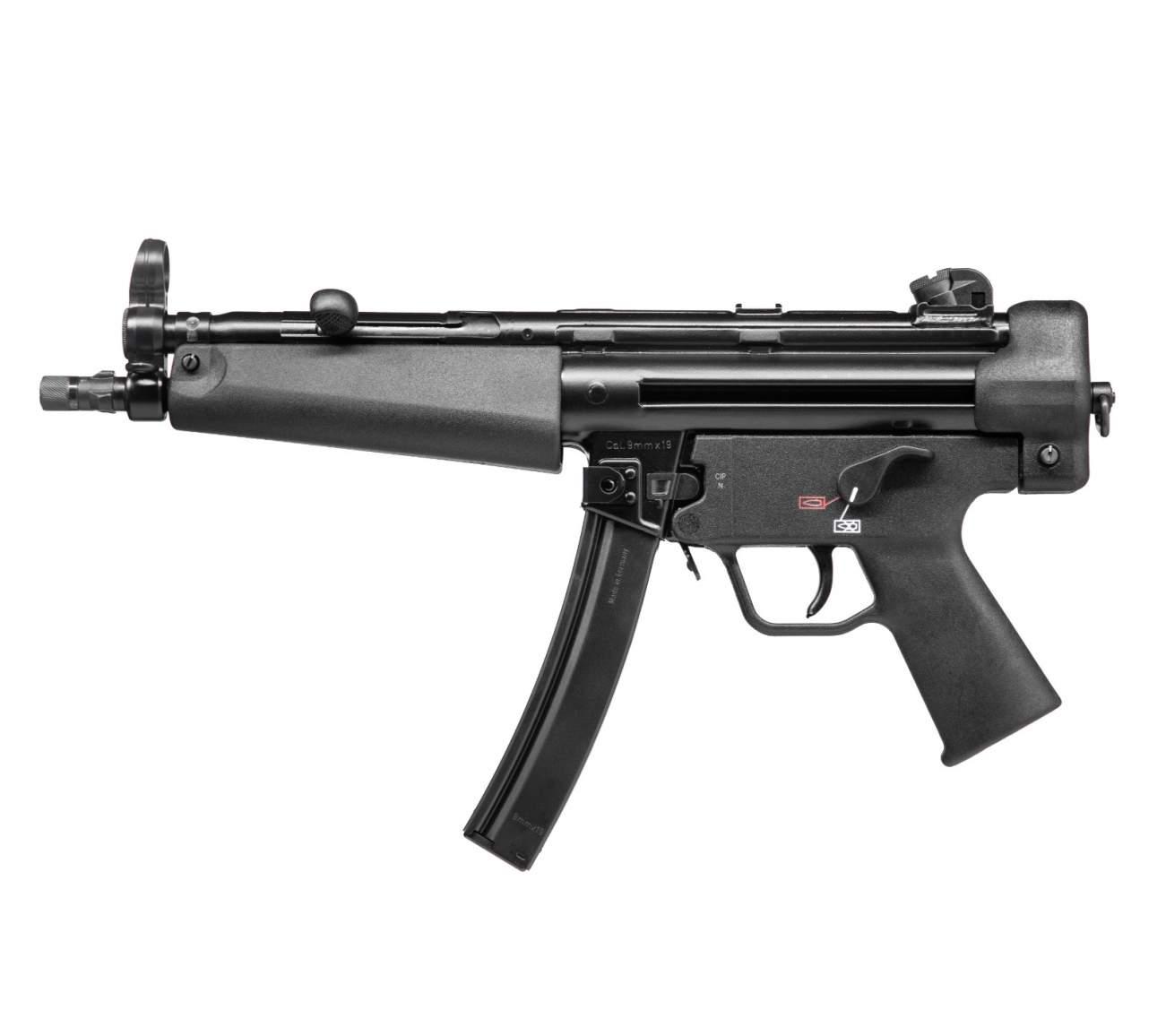 H&K SP5: The Best Pistol Caliber Carbine on the Planet?
