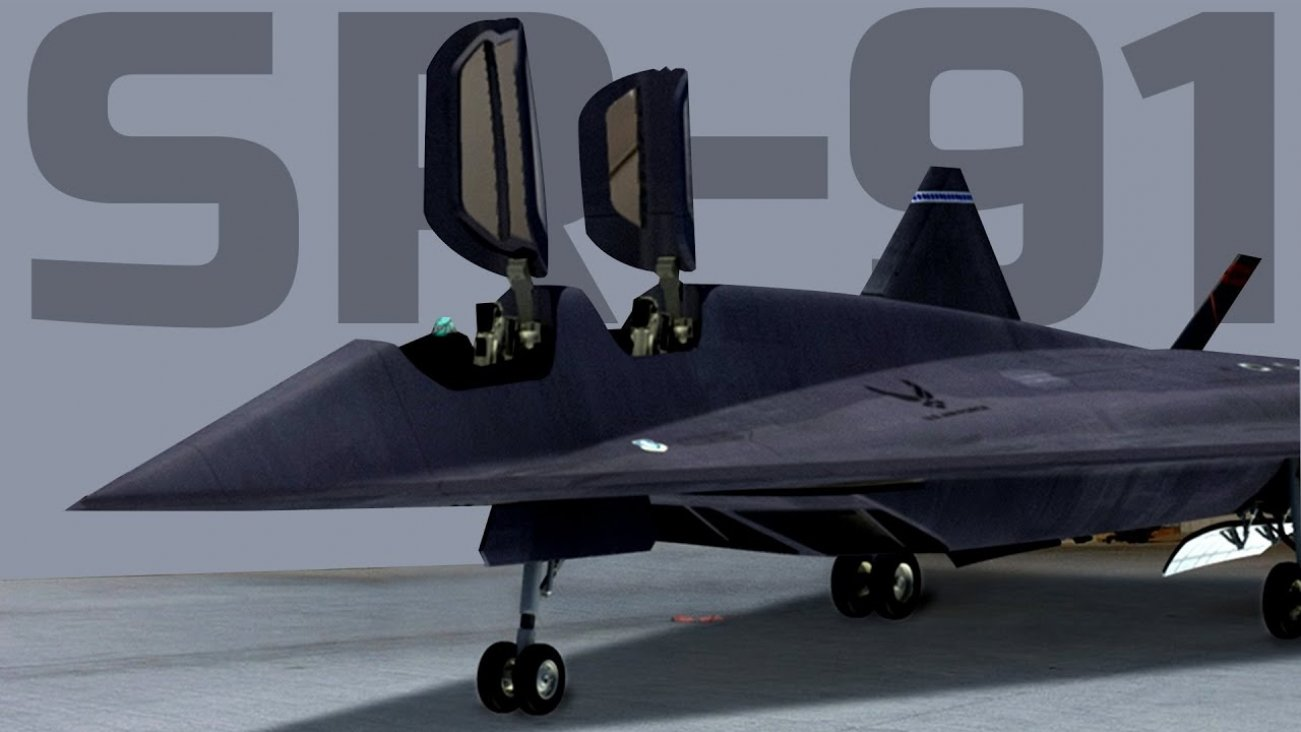 Even Faster: The SR-91 Aurora Would Have Been Mach 5 Spy Plane