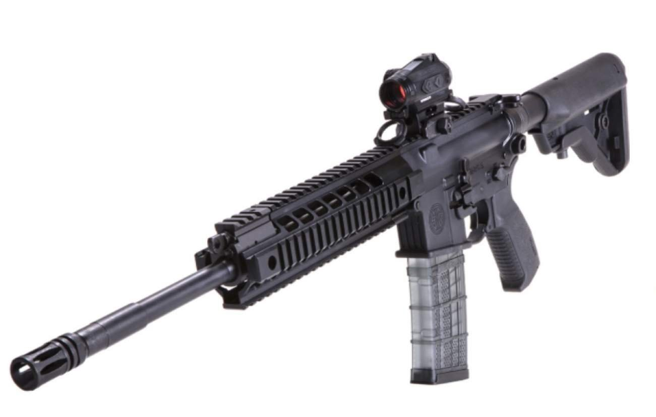 Sig Sauer's 516 AR-Style Rifle Is A Real Killer