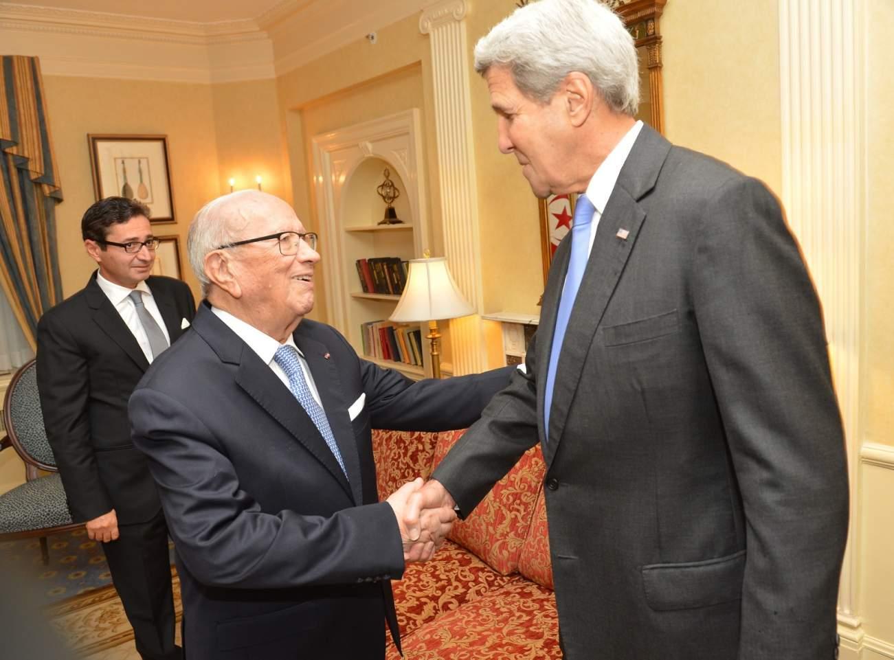 How President Béji Caid Essebsi Helped Build Tunisia's Democracy