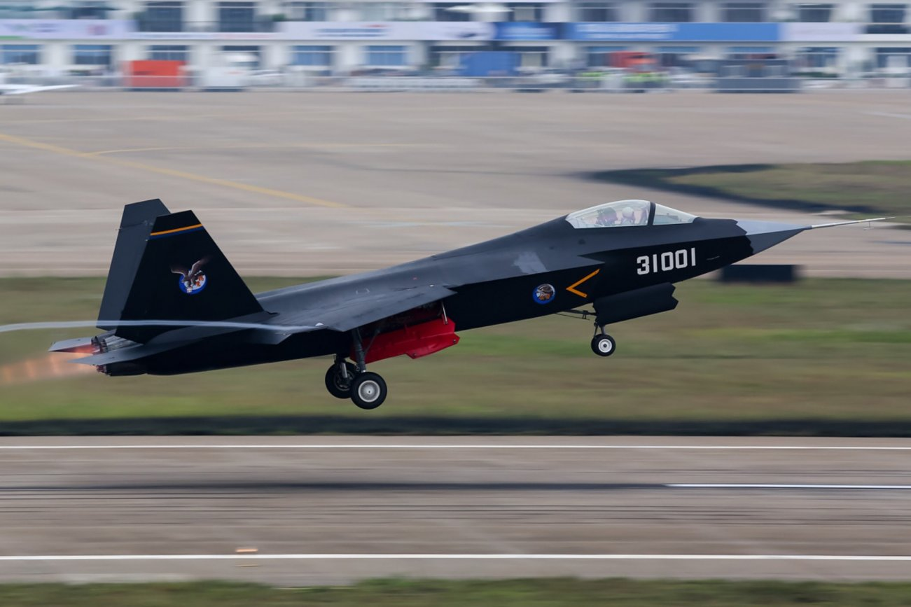 We Now Know Why China's J-31 Stealth Fighter Resembles America's F-35