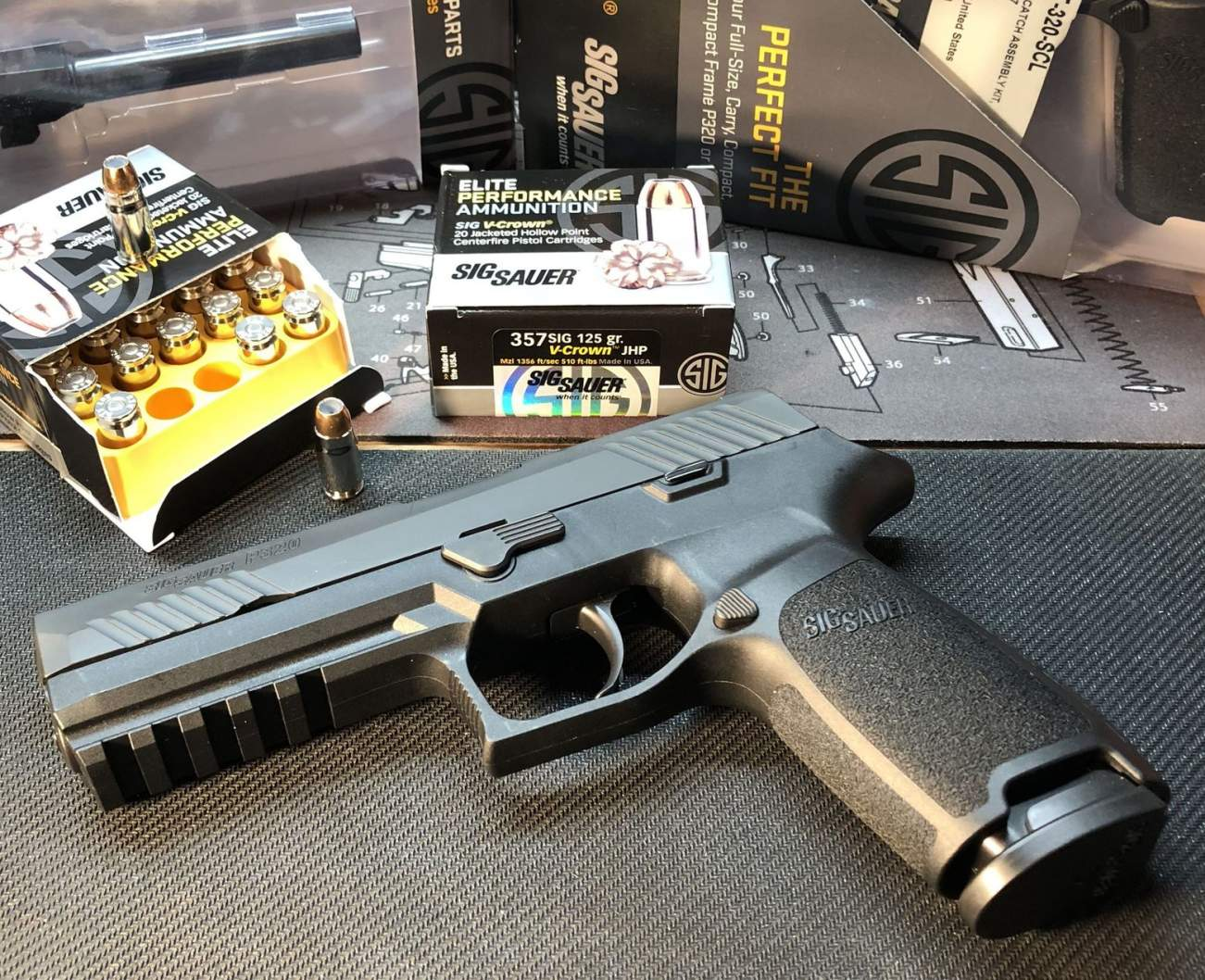 Sig Sauer Is Looking to Make Big Changes to Its Guns