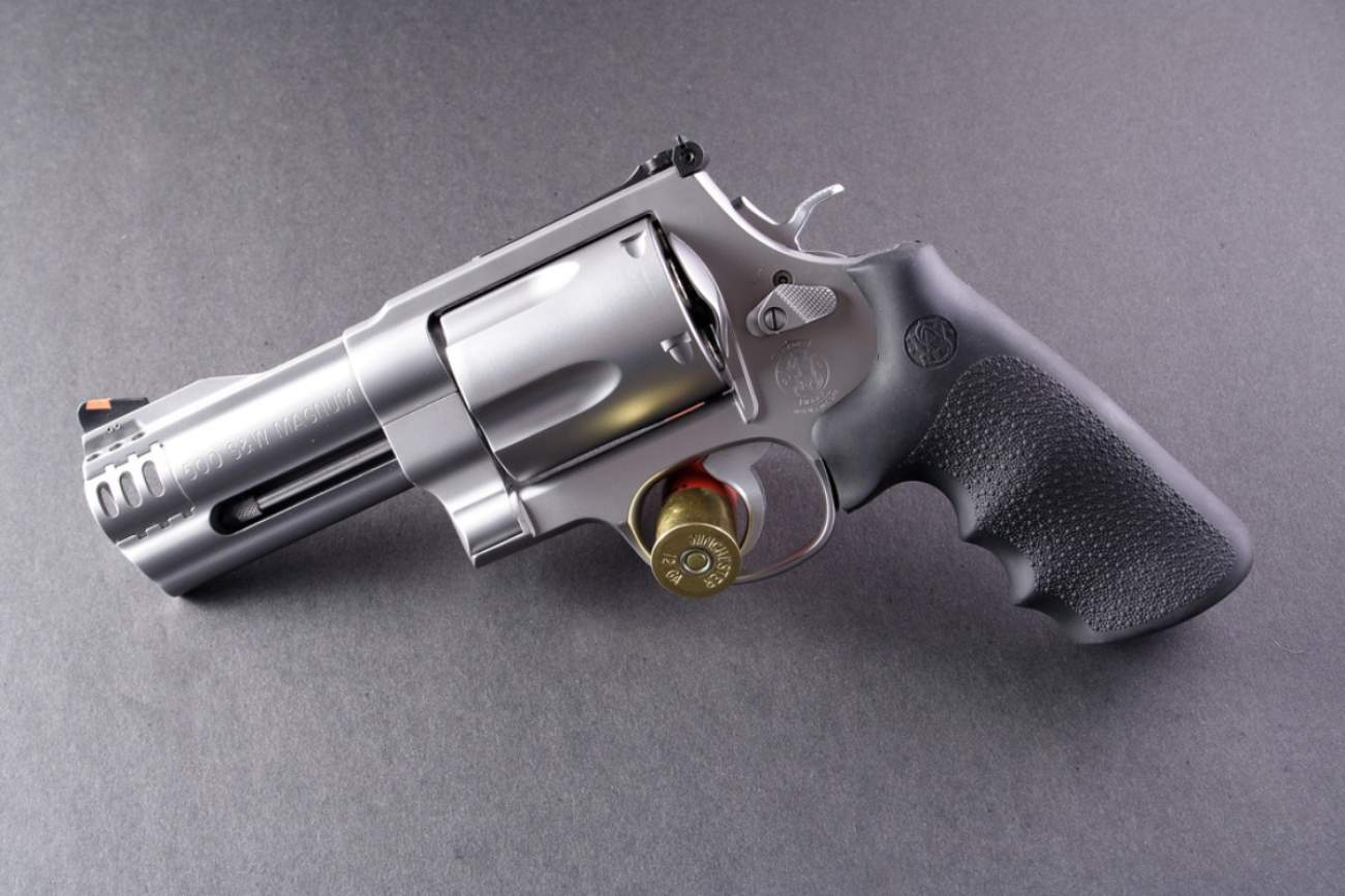 See This Gun? It Is So Powerful You Can't Take It To Many Ranges