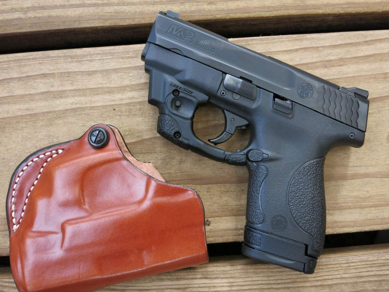 The Handgun Market Was Swept Away By Smith & Wesson's M&P Shield 2.0
