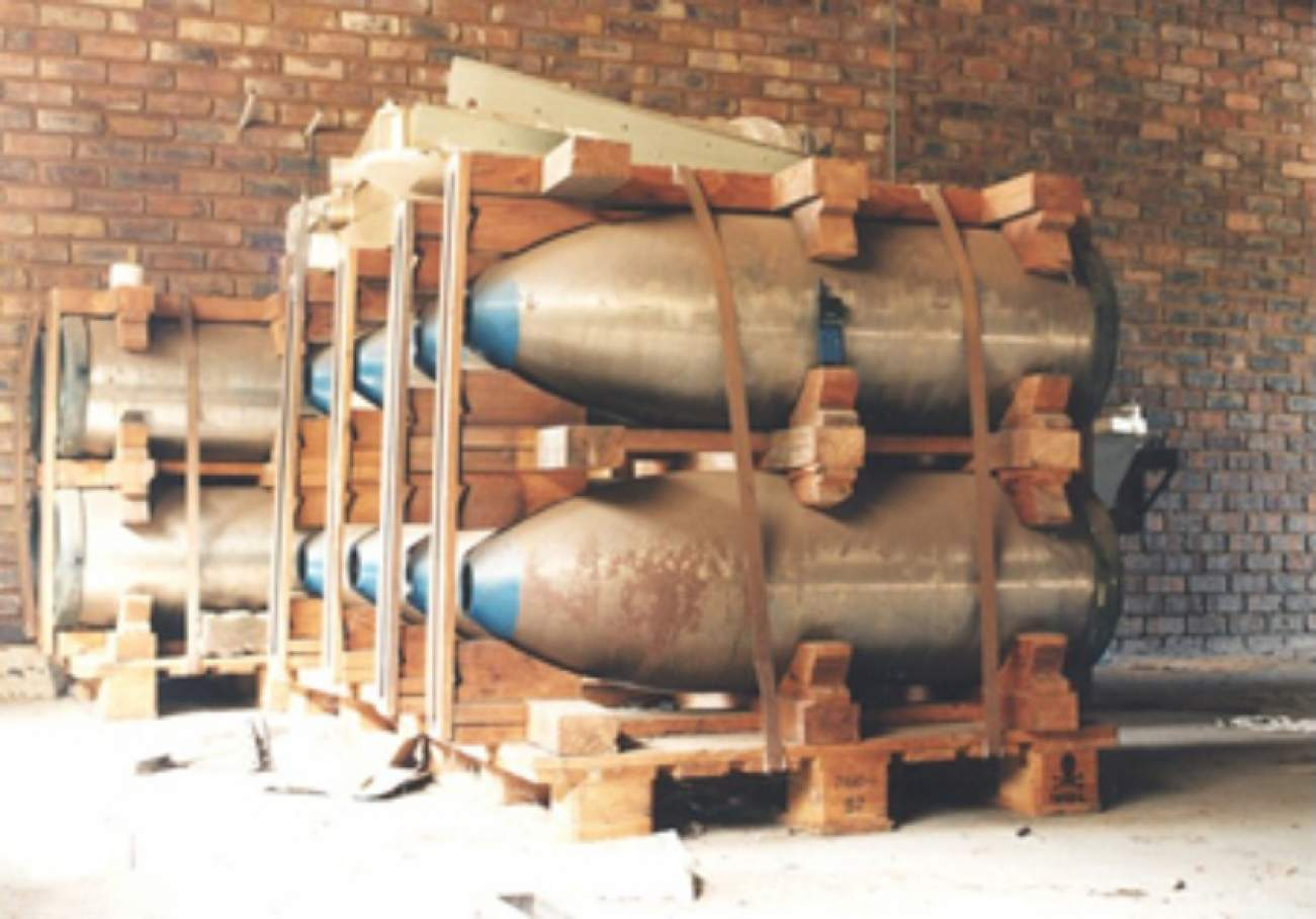 Why South Africa Built Nuclear Weapons and Then Gave Them Up.