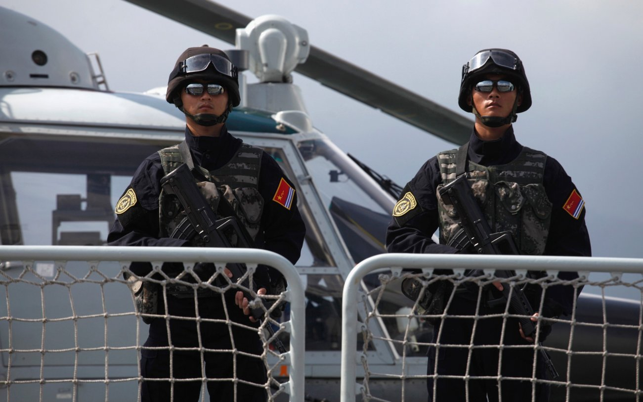 Special Forces: Meet China's Very Own Elite Commandos