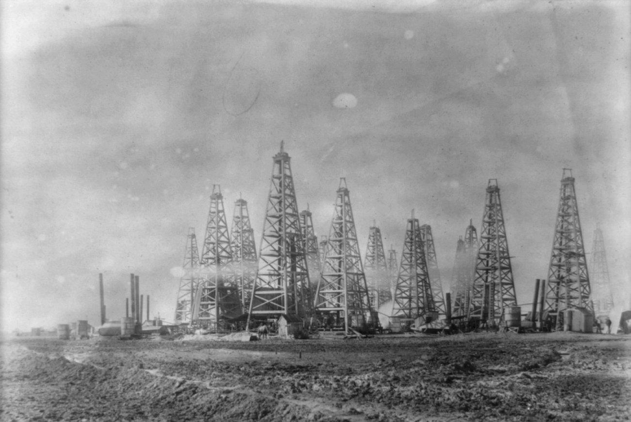 How World War I Ushered in the Century of Oil