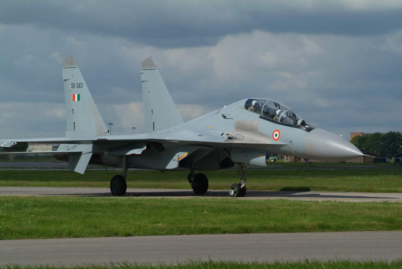 Meet India's Fighter Jet Armed With Supersonic Nuclear Missiles