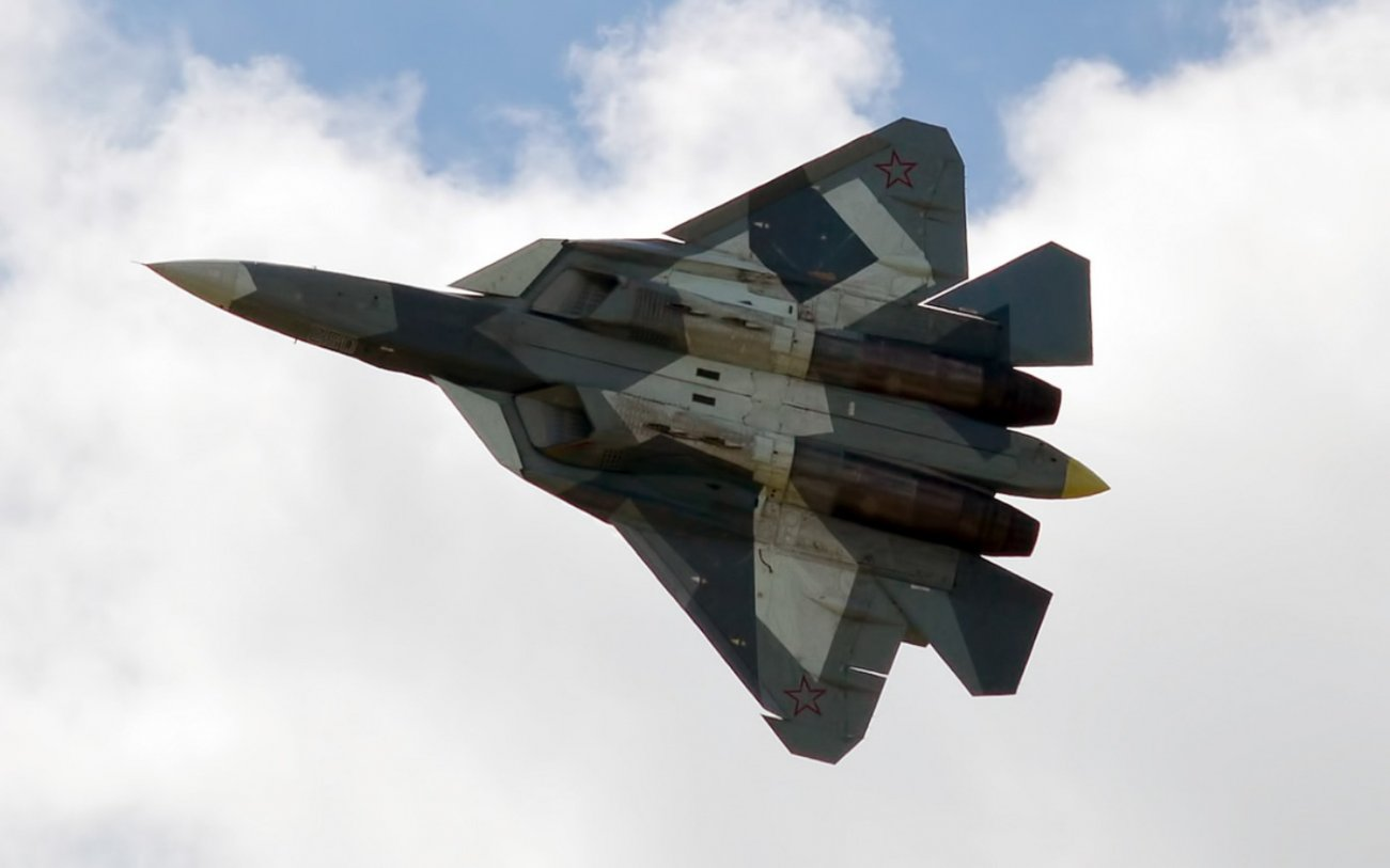 The U.S. Military's Nightmare: Russia Sells China Stealth Technology