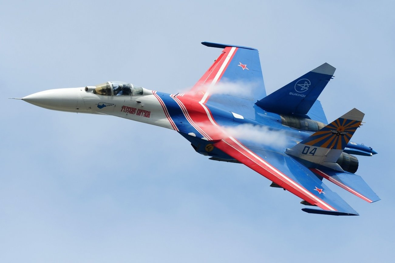 Russia's Su-27 Fighter Is Moscow's Very Own F-15 (And Its a Real Killer)