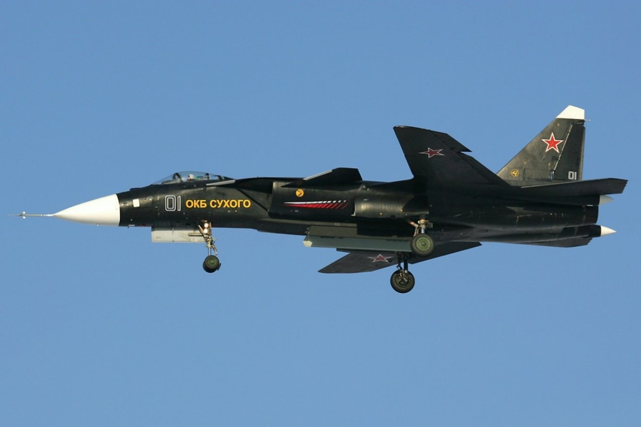 No F-35: What Happened to Russia's Su-47 'Golden Eagle' Fighter?