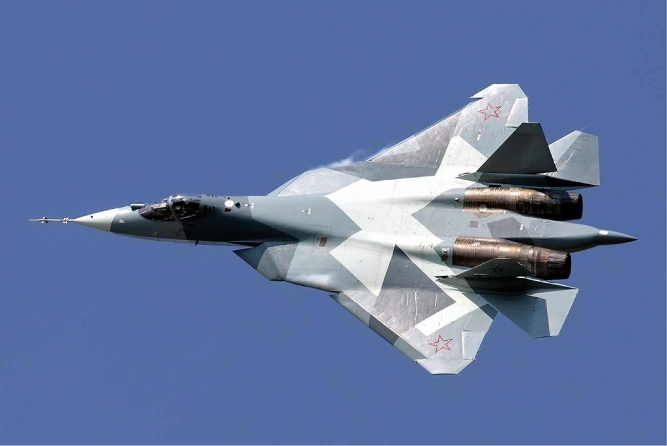 Will China and India Soon Be Flying Russia's Su-57 Stealth Jet?