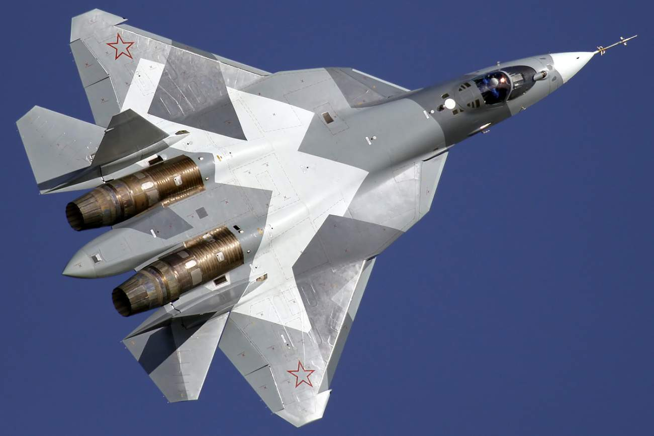 Russia's Su-57: A Terrifying Stealth Fighter or Junk? China Has Thoughts.