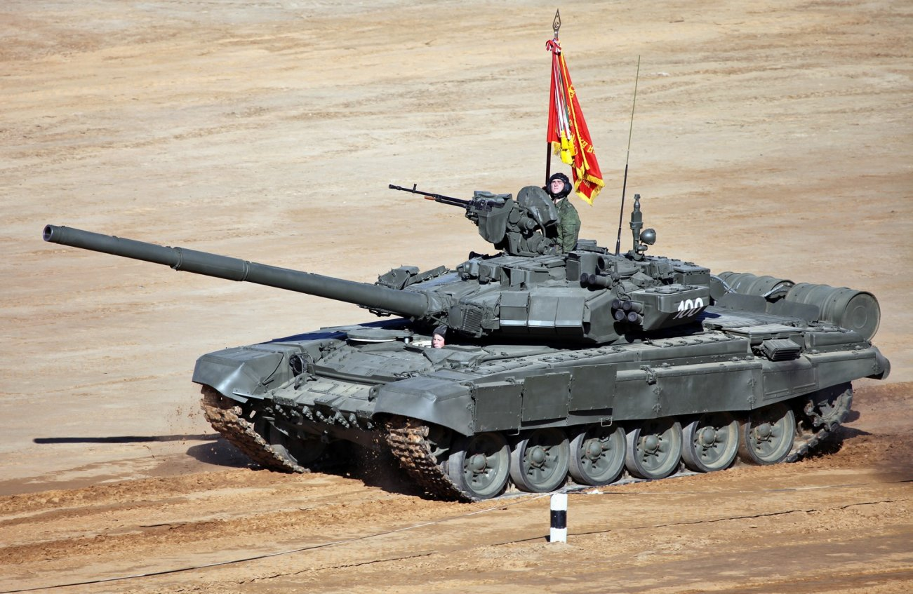 Russia's T-90 Tanks Received A Brutal Welcoming In Syria